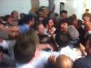 Post gig Chap huddle = Chuddle